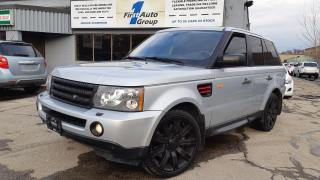 Used 2007 Land Rover Range Rover Sport SC for sale in Etobicoke, ON