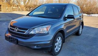 Used 2010 Honda CR-V LX for sale in Concord, ON