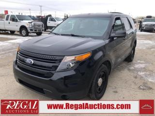 Used 2015 Ford Explorer 4D Utility AWD for sale in Calgary, AB