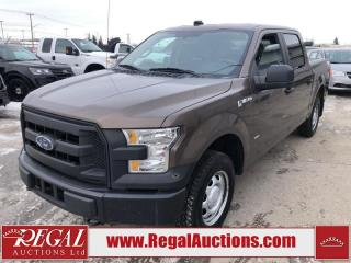 Used 2016 Ford F-150 XL 4D CREWCAB 4WD 3.5L for sale in Calgary, AB