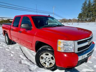 Used 2010 Chevrolet Silverado 1500 LS Crew Cab for sale in Guelph, ON