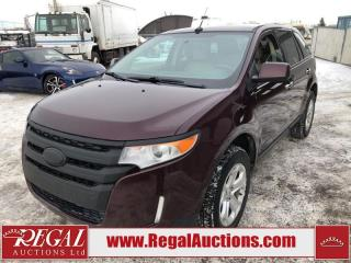 Used 2011 Ford Edge SEL 4D Utility AWD 3.5L for sale in Calgary, AB
