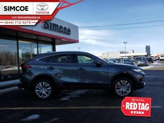 New 2021 Toyota Venza XLE  - Cooled Seats -  Navigation for sale in Simcoe, ON