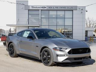 New 2021 Ford Mustang GT 1.49% APR | BLACK ACCENT PKG | PERF EXHAUST for sale in Winnipeg, MB