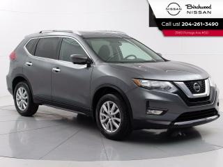 Used 2017 Nissan Rogue SV Tech PKG  Accident Free, Remote Start, Moonroof, Navigation, 360 Camera's for sale in Winnipeg, MB