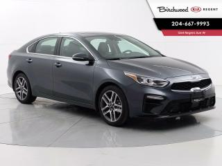 Used 2019 Kia Forte EX Premium | Local One Owner | UVO Telematics | Heated Seats | Leather | for sale in Winnipeg, MB