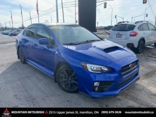 Used 2015 Subaru WRX W/SPORT-TECH PKG  - $171 B/W for sale in Mount Hope (Hamilton), ON