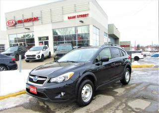 Used 2015 Subaru XV Crosstrek Touring for sale in Gloucester, ON