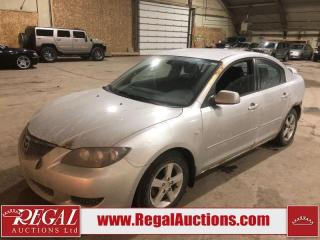 Used 2004 Mazda MAZDA3 GX 4D Sedan FWD for sale in Calgary, AB