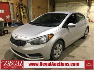 Used 2014 Kia Forte 4D Sedan for sale in Calgary, AB