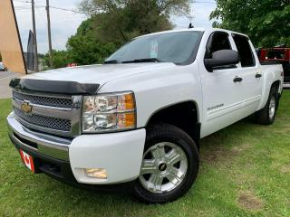 Used 2011 Chevrolet Silverado 1500 LT Z71 Crew Cab 4x4 for sale in Guelph, ON