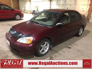 Used 2002 Honda Civic 4D Sedan for sale in Calgary, AB