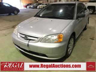 Used 2003 Honda Civic LX 2D Coupe for sale in Calgary, AB