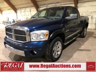 Used 2008 Dodge Ram 1500 Laramie 4D Quad CAB 4WD for sale in Calgary, AB