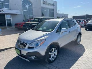 Used 2015 Buick Encore Convenience for sale in Nepean, ON