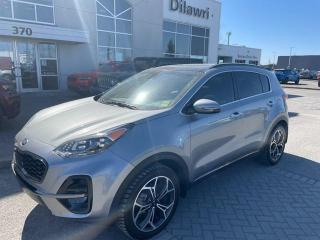 Used 2020 Kia Sportage SX for sale in Nepean, ON