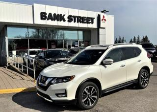Used 2017 Nissan Rogue SL Platinum for sale in Gloucester, ON