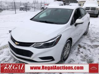 Used 2017 Chevrolet Cruze LT 4D Sedan 1.4L for sale in Calgary, AB
