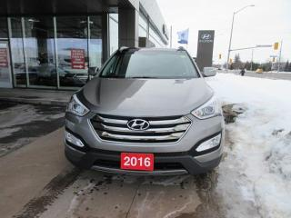 Used 2016 Hyundai Santa Fe Sport SE AWD for sale in Nepean, ON