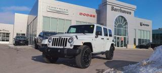 Used 2018 Jeep Wrangler JK Unlimited 4dr 4x4 Sahara Altitude for sale in Ottawa, ON