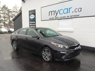 Used 2020 Kia Forte EX+ SUNROOF, HEATED SEATS/WHEEL, ALLOYS, BACKUP CAM!! for sale in North Bay, ON