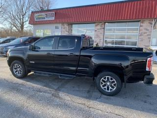 Used 2019 GMC Canyon All Terrain w/Cloth for sale in Morrisburg, ON