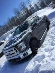 Used 2015 Ford F-150 XLT for sale in North Bay, ON