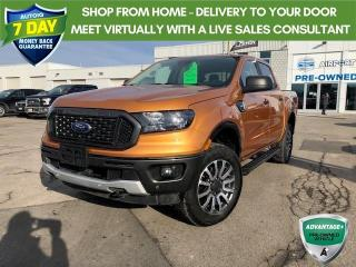 Used 2019 Ford Ranger XLT CREW CAB 4X4 CERTIFIED! for sale in Hamilton, ON
