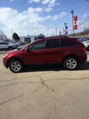Used 2013 Ford Edge SEL for sale in North Bay, ON