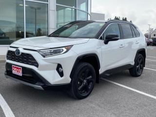 Used 2019 Toyota RAV4 Hybrid XLE XSE TECHNOLOGY PKG! for sale in Cobourg, ON