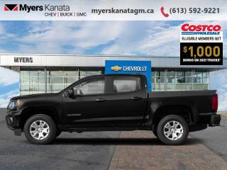 New 2021 Chevrolet Colorado LT for sale in Kanata, ON