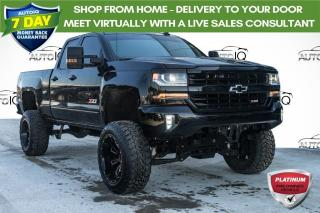 Used 2019 Chevrolet Silverado 1500 LD LT LIFTED UPGRADED TIRES AND RIMS for sale in Innisfil, ON