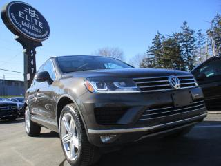 Used 2015 Volkswagen Touareg 4DR TDI HIGHLINE for sale in Burlington, ON
