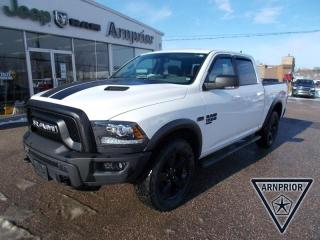 Used 2019 RAM 1500 Classic SLT for sale in Arnprior, ON