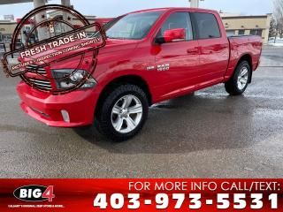 Used 2014 RAM 1500 SPORT for sale in Calgary, AB
