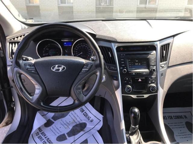 2014 Hyundai Sonata Hybrid Limited Panoramic Sunroof/Camera Photo10