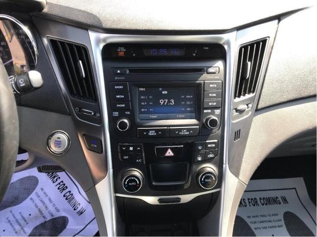 2014 Hyundai Sonata Hybrid Limited Panoramic Sunroof/Camera Photo15