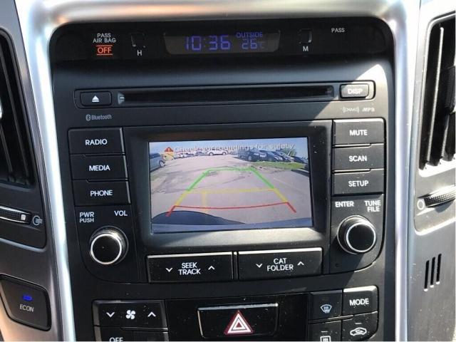 2014 Hyundai Sonata Hybrid Limited Panoramic Sunroof/Camera Photo16
