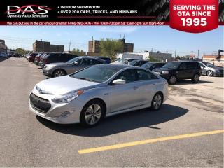 Used 2014 Hyundai Sonata Hybrid Limited Panoramic Sunroof/Camera for sale in North York, ON