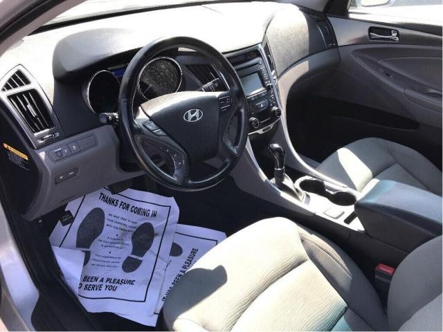 2014 Hyundai Sonata Hybrid Limited Panoramic Sunroof/Camera Photo9