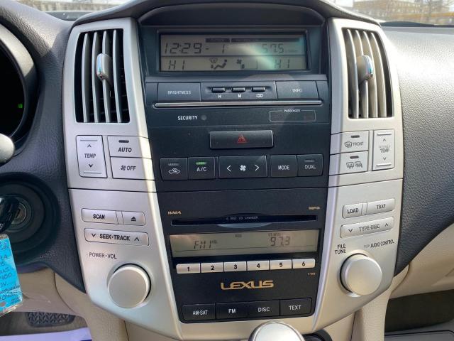 2008 Lexus RX 400h PREMIUM AWD LEATHER/SUNROOF Photo13
