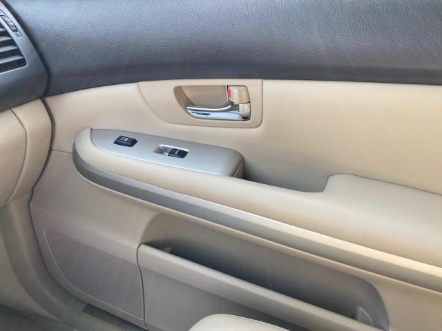 2008 Lexus RX 400h PREMIUM AWD LEATHER/SUNROOF Photo14