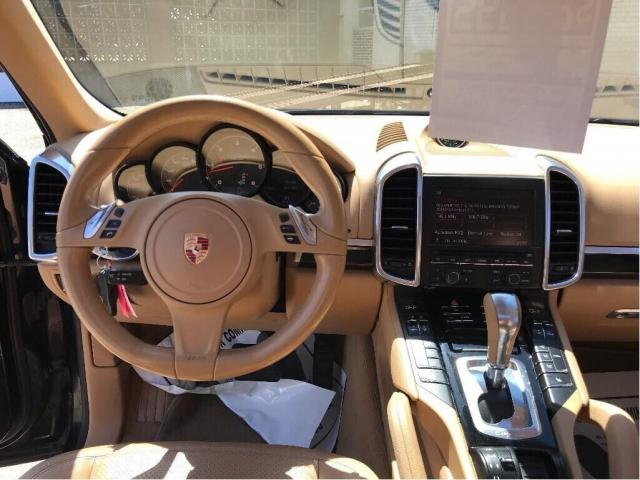 2013 Porsche Cayenne DIESEL PREMIUM  AWD LEATHER/SUNROOF Photo15