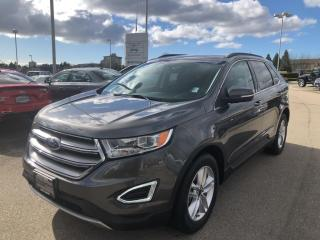 Used 2016 Ford Edge SEL for sale in Surrey, BC