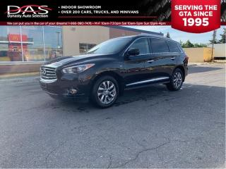 Used 2015 Infiniti QX60 PREMIUM NAVIGATION/360 CAMERA/7 PASSENGER for sale in North York, ON
