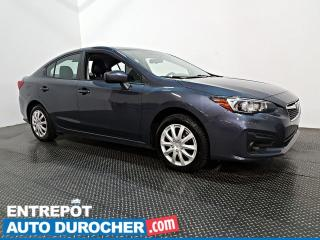 Used 2017 Subaru Impreza Convenience -  AWD - AIR CLIMATISÉ - for sale in Laval, QC