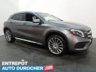 Used 2018 Mercedes-Benz GLA GLA 250 - AWD - NAVIGATION - AIR CLIMATISÉ for sale in Laval, QC