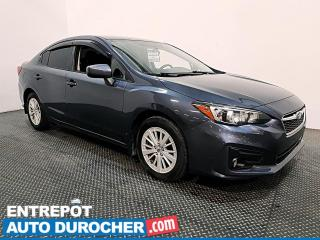 Used 2017 Subaru Impreza Touring - AWD - AUTOMATIQUE - AIR CLIMATISÉ for sale in Laval, QC