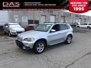 Used 2007 BMW X5 4.8i LEATHER/PANORAMIC SUNROOF for sale in North York, ON