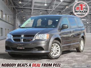 Used 2017 Dodge Grand Caravan SXT for sale in Mississauga, ON